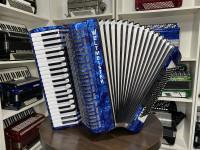 Стиль, дизайн и качество в новом аккордеоне
